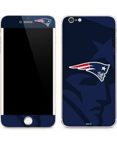 New England Patriots Double Vision iPhone 6/6s Plus Skin
