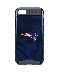 New England Patriots Double Vision iPhone 7 Cargo Case