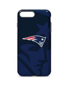 New England Patriots Double Vision iPhone 7 Plus Pro Case