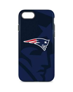 New England Patriots Double Vision iPhone 8 Pro Case