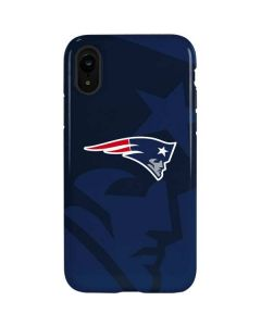 New England Patriots Double Vision iPhone XR Pro Case
