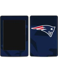 New England Patriots Double Vision Amazon Kindle Skin
