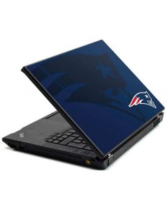 New England Patriots Double Vision Lenovo T420 Skin