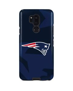New England Patriots Double Vision LG G7 ThinQ Pro Case