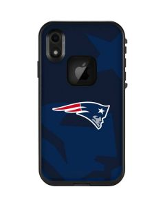 New England Patriots Double Vision LifeProof Fre iPhone Skin