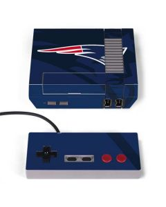 New England Patriots Double Vision NES Classic Edition Skin