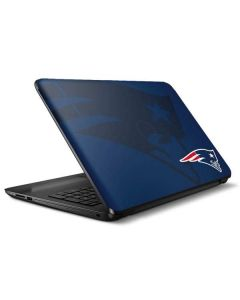New England Patriots Double Vision HP Notebook Skin