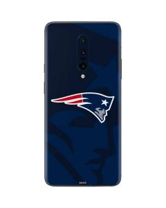 New England Patriots Double Vision OnePlus 7 Pro Skin