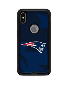 New England Patriots Double Vision Otterbox Commuter iPhone Skin