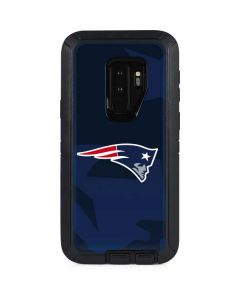 New England Patriots Double Vision Otterbox Defender Galaxy Skin