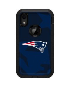 New England Patriots Double Vision Otterbox Defender iPhone Skin