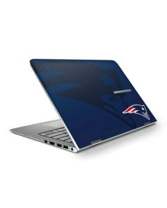 New England Patriots Double Vision HP Stream Skin