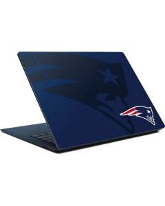 New England Patriots Double Vision Surface Laptop Skin