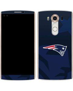 New England Patriots Double Vision V10 Skin