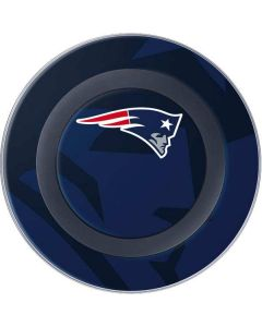 New England Patriots Double Vision Wireless Charger Skin