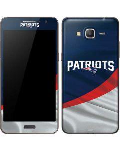 New England Patriots Galaxy Grand Prime Skin