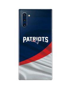 New England Patriots Galaxy Note 10 Skin