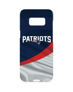 New England Patriots Galaxy S8 Plus Lite Case