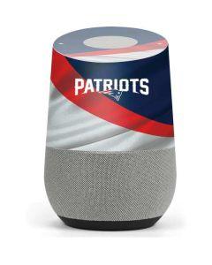New England Patriots Google Home Skin