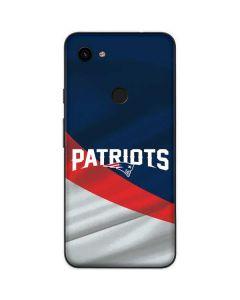 New England Patriots Google Pixel 3a Skin