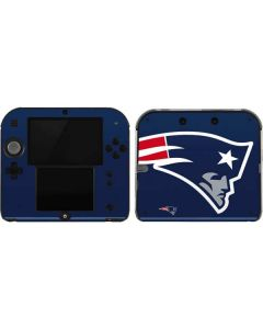 New England Patriots Large Logo 2DS Skin