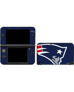 New England Patriots Large Logo 3DS XL 2015 Skin