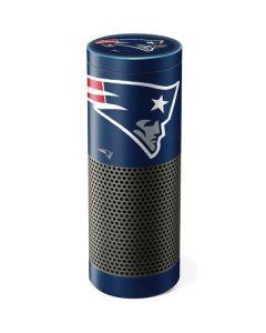 New England Patriots Large Logo Amazon Echo Skin