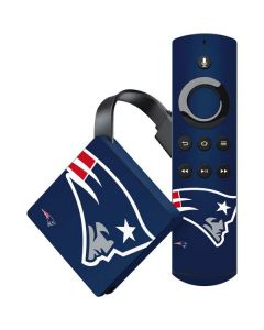 New England Patriots Large Logo Amazon Fire TV Skin