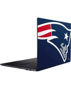 New England Patriots Large Logo Ativ Book 9 (15.6in 2014) Skin