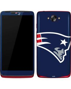 New England Patriots Large Logo Motorola Droid Skin