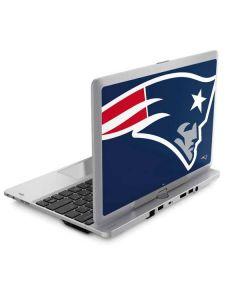 New England Patriots Large Logo Elitebook Revolve 810 Skin