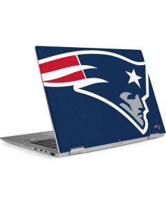New England Patriots Large Logo HP Envy Skin
