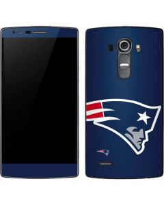 New England Patriots Large Logo G4 Skin