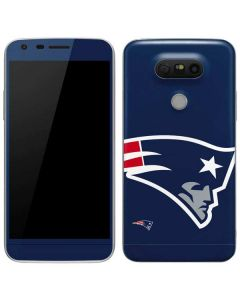 New England Patriots Large Logo G5 Skin