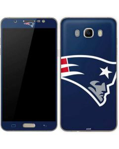 New England Patriots Large Logo Galaxy J7 Skin