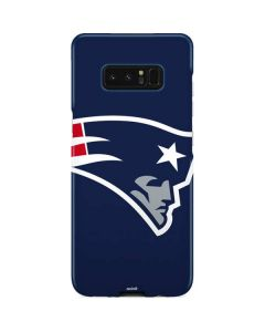 New England Patriots Large Logo Galaxy Note 8 Lite Case