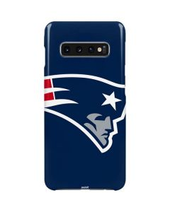 New England Patriots Large Logo Galaxy S10 Plus Lite Case