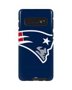 New England Patriots Large Logo Galaxy S10 Pro Case