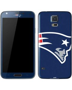 New England Patriots Large Logo Galaxy S5 Skin