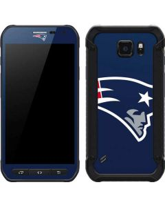 New England Patriots Large Logo Galaxy S6 Active Skin