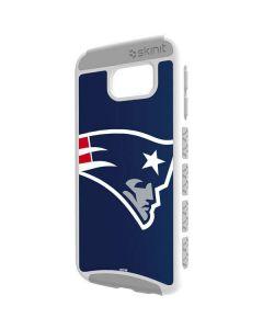 New England Patriots Large Logo Galaxy S6 Cargo Case