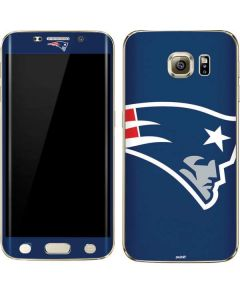New England Patriots Large Logo Galaxy S6 edge+ Skin