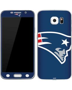 New England Patriots Large Logo Galaxy S6 Skin