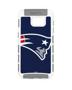 New England Patriots Large Logo Galaxy S7 Cargo Case