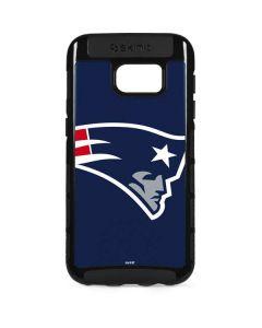 New England Patriots Large Logo Galaxy S7 Edge Cargo Case