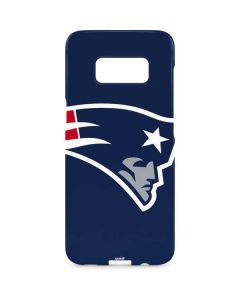 New England Patriots Large Logo Galaxy S8 Plus Lite Case