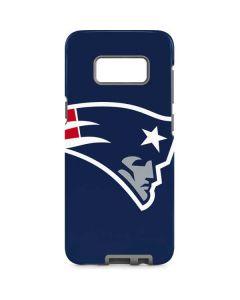 New England Patriots Large Logo Galaxy S8 Pro Case