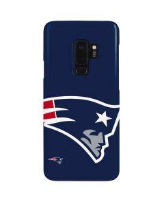 New England Patriots Large Logo Galaxy S9 Plus Lite Case