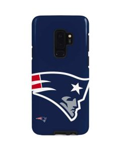 New England Patriots Large Logo Galaxy S9 Plus Pro Case