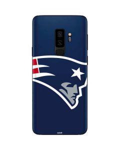 New England Patriots Large Logo Galaxy S9 Plus Skin